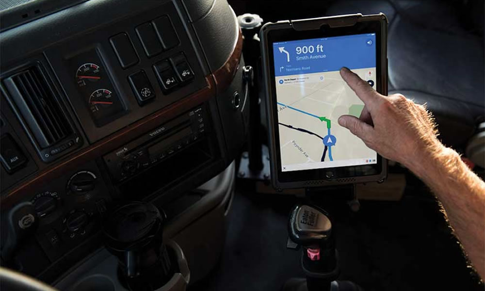 Use GPS Tracking for equipment and benefit by it