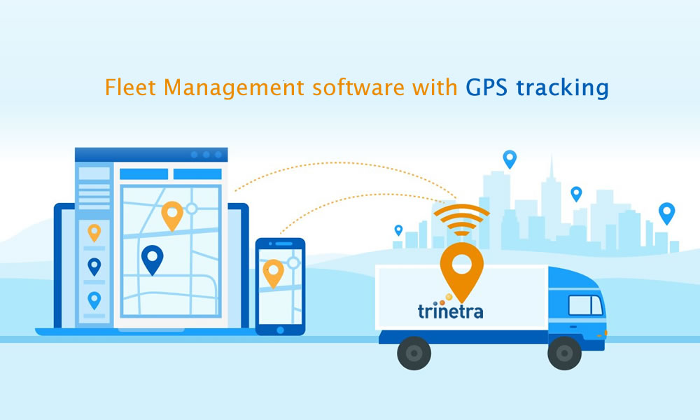 How a scalable Fleet Management software with GPS tracking raises performance and revenue.
