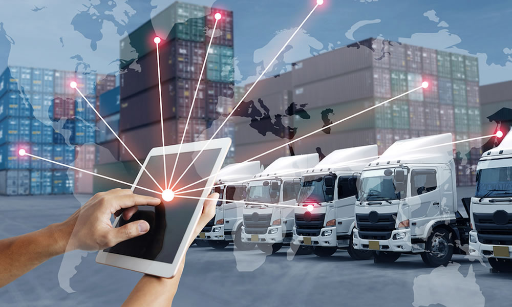 Use information generated by the connected world to discover ways to become increasingly efficient in fleet management