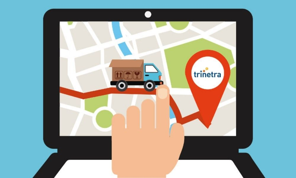 Providing accurate visibility and transparency on vehicle location and delivery statuses while keeping safety on top