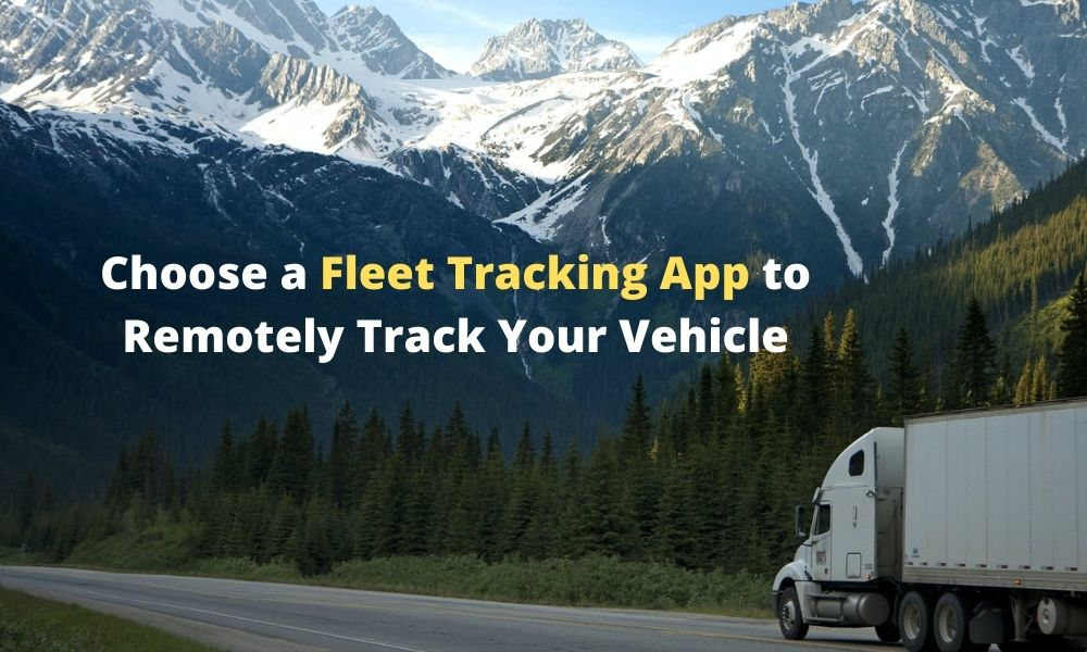 What are the best features to have on a fleet tracking application?