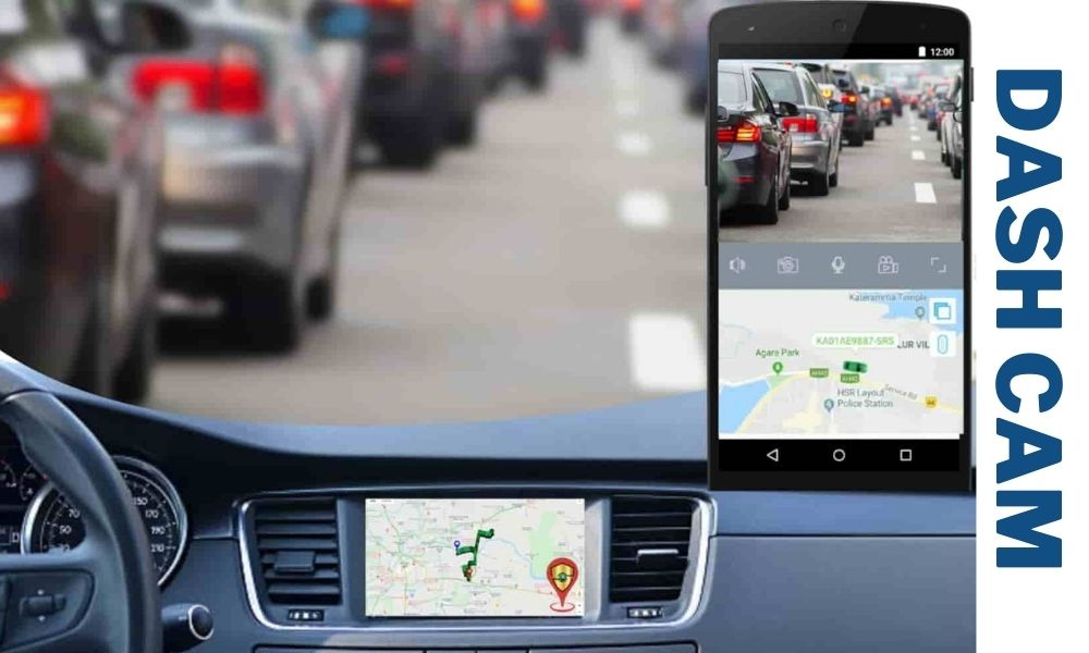 Top reasons why we need Dash Cam along with GPS for fleet managers