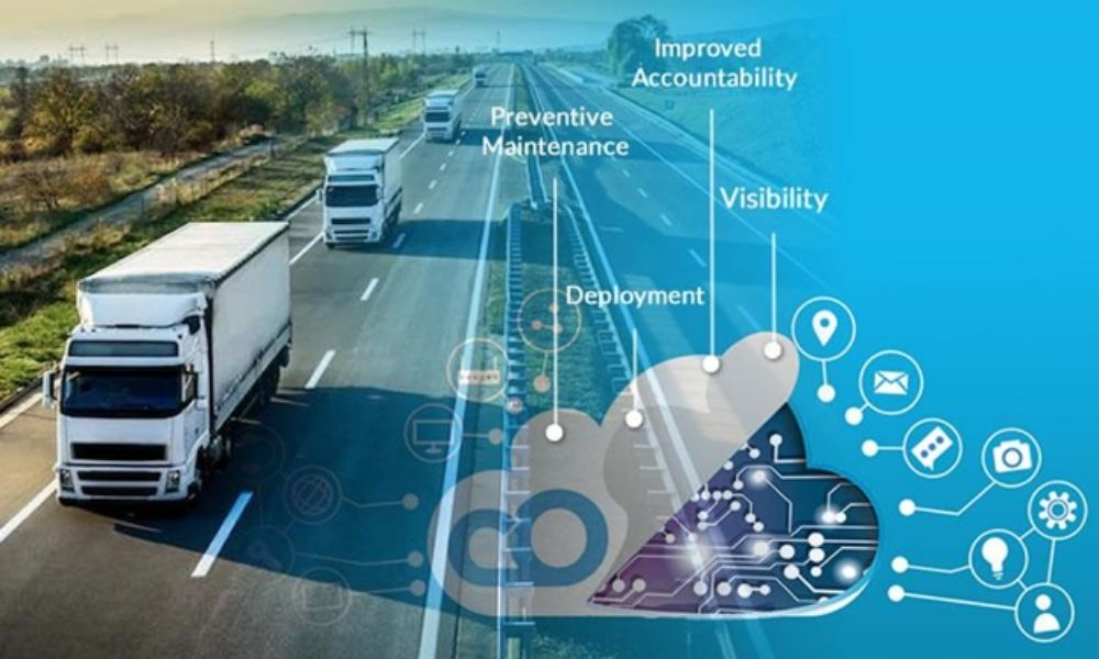 Fleets are now increasingly benefited by IoT applications